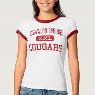 Glenwood Springs - Cougars - Glenwood Springs T-Shirt