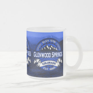 Glenwood Springs Mug Blue