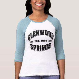 Glenwood Springs Old Style Lights T Shirt