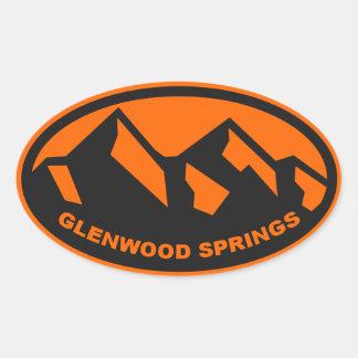 Glenwood Springs Stickers