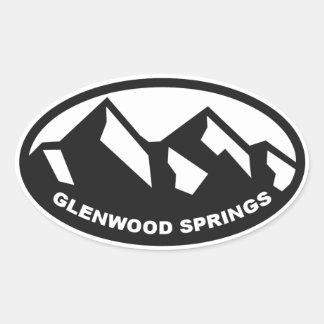 Glenwood Springs Sticker