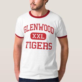 Glenwood - Tigers - High School - New Boston Ohio T-Shirt