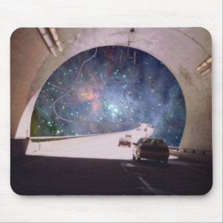 Glenwood Tunnel into the Orion Nebula Mouse Pad