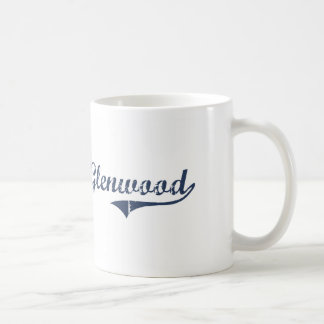 Glenwood Utah Classic Design Classic White Coffee Mug