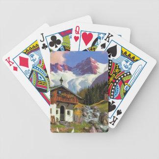 Gletcherwelt, Suiza Cartas De Juego
