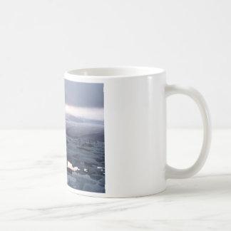 Gletscherlagune Island Coffee Mug