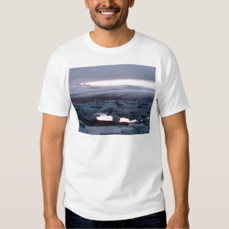 Gletscherlagune Island Shirt