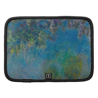Glicinias de Claude Monet Organizador
