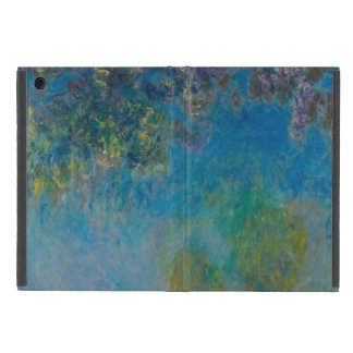 Glicinias de Claude Monet iPad Mini Protector