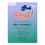 Glider -Birthday Party Invitation-6