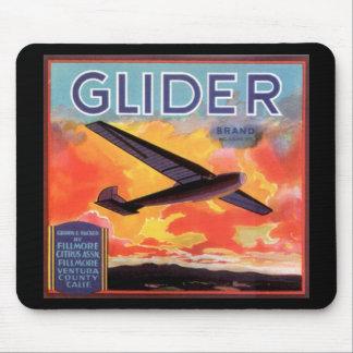 glider citrus mouse pad
