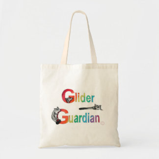 Glider Guardian Apparel Budget Tote Bag