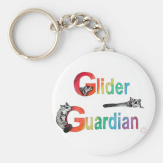 Glider Guardian Apparel Keychain