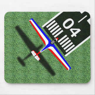 Glider on Final Mouse Pad