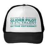 Glider Pilot 3% Talent Hat