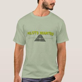 GLIDER PILOTS WANTED T-Shirt