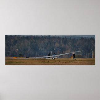 Glider Preflight Poster