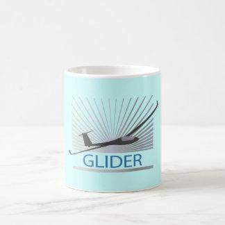 Glider Sailplane Aircraft Coffee Mug