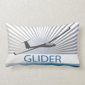Glider Sailplane Aircraft Pillows
