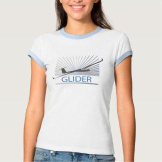 Glider Sailplane Aircraft Tee Shirt