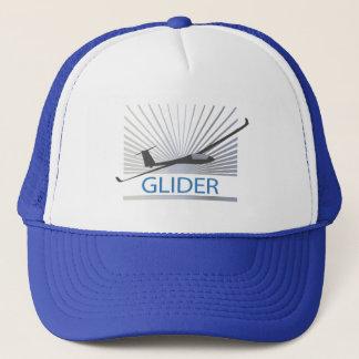 Glider Sailplane Aircraft Trucker Hat