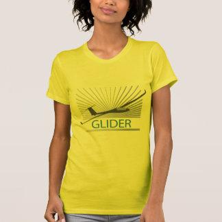 Glider Sailplane Aircraft Tshirts