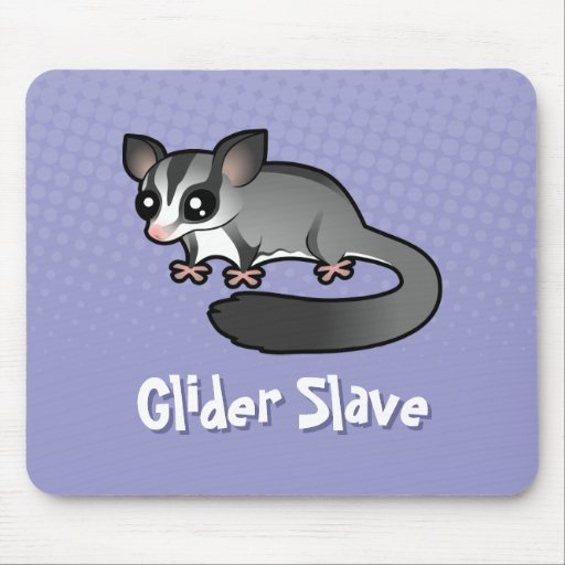 Glider Slave Mouse Pad