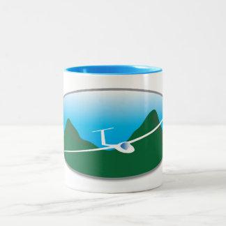 Glider Two-Tone Coffee Mug