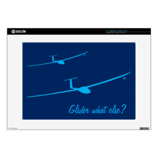 "Glider - What else? 15"" Laptop Decal"