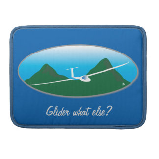 Glider - What else? MacBook Pro Sleeve