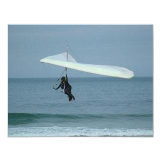 Gliding in Rio de Janeiro Card
