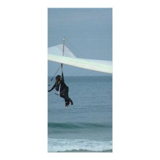 Gliding in Rio de Janeiro Custom Rack Card