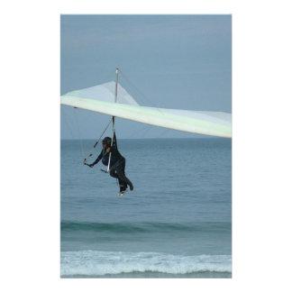 Gliding in Rio de Janeiro Stationery Design