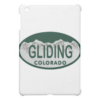 gliding license oval iPad mini case