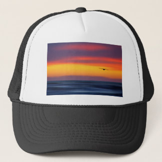 Gliding Out to Sea Trucker Hat