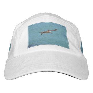 Gliding Pelican Headsweats Hat