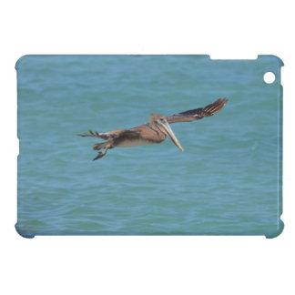 Gliding Pelican iPad Mini Cover