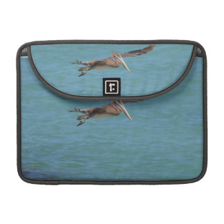 Gliding Pelican MacBook Pro Sleeve