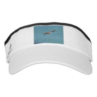 Gliding Pelican Visor
