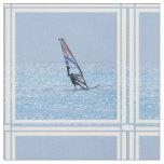 Gliding Windsurfer Fabric