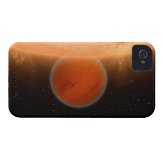 Gliese 436 B Extrasolar Planet Orbiting It's Sun iPhone 4 Case-Mate Cases