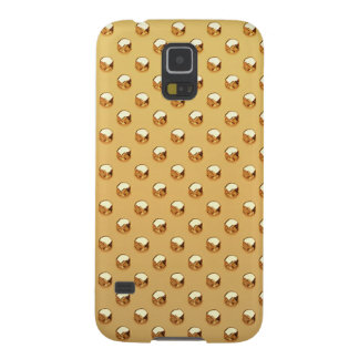GLIMMER IN GOLD Barely There Samsung Galaxy S5 Galaxy S5 Cover