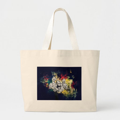 Glimmer of Hope Canvas Bags