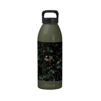 Glimmering Eyes in Glade Water Bottles