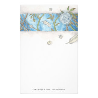 Glimpse of Angels Stationery