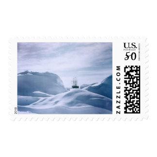 Glimpse of the Ship Endurance Antarctica Postage