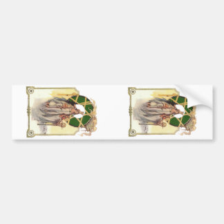 Glinda, Dorothy & Ozma Bumper Sticker