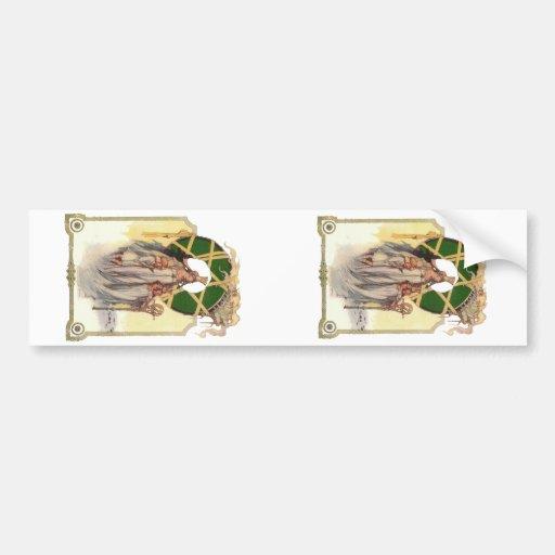 Glinda, Dorothy & Ozma Bumper Stickers
