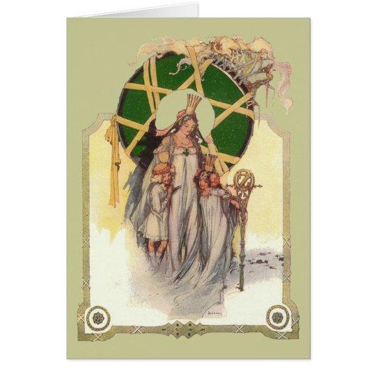 Glinda, Dorothy & Ozma Card