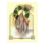 Glinda, Dorothy & Ozma Postcards